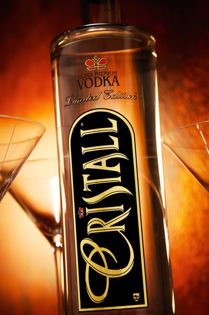 Cristall_Premium_Russian_Vodka_product_photography