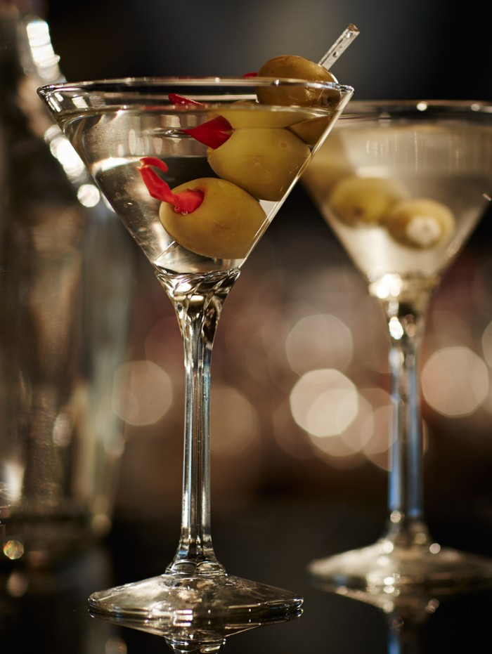 Dry Martini Cocktail_food_beverage_photography 1