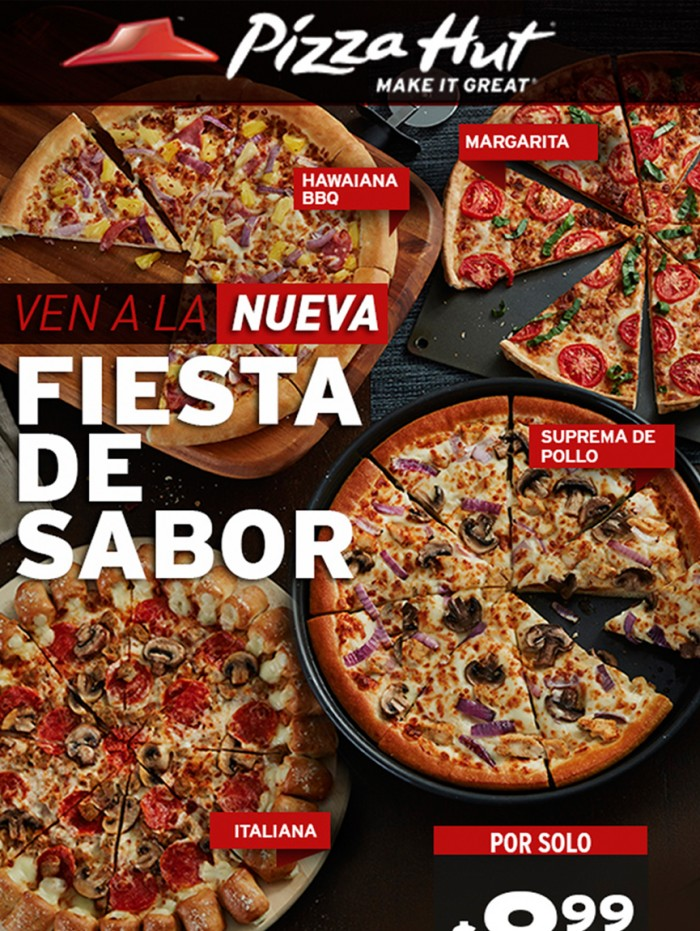 Fiesta de sabor_PizzaHut_Food_Photography