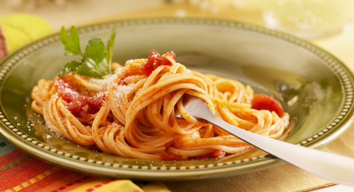 Spaghetti_Tomato Sauce_food_photography